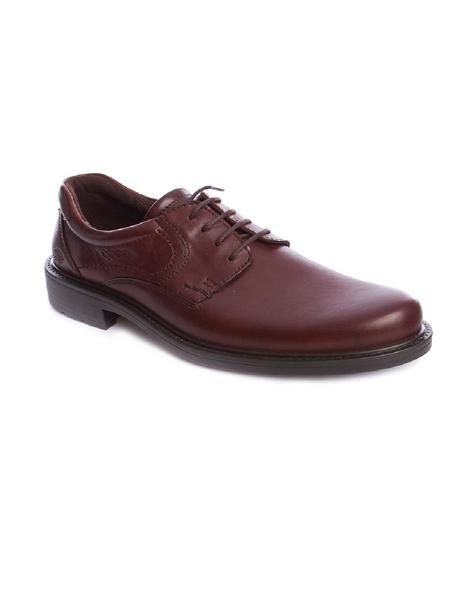 Zapatos Ecco Boston Tie marron