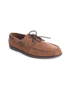 Zapato Rockport nautico marron