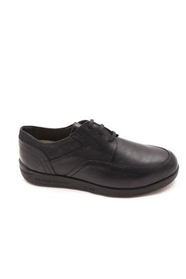 Zapato 24HRS cordon travel negro