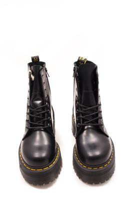 Bota Dr Martens Jadon Polished Smooth negra