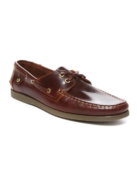 Zapatos Panama Jack Costa C3 marron