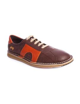 Zapatos Camper Brothers Sport marron